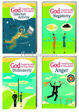 GOD I NEED TO TALK TO YOU (For Adults) Dishonesty,Anger,Negativity,Internet NEW