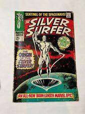 WOW! Original Copy 1968 Silver Surfer Comic Issue #1 Stan Lee & John Buscema