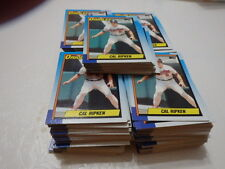 Lot of 100 - 1990 Topps #570  Cal Ripken Jr.