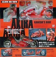 Akira Px-03 Soul of Chogokin Popy 1/12 Kaneda Bike Motorcycle Action Figure Misb