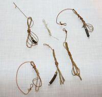 Skalenseile (dial cords) UKW/AM mit Federn aus Nordmende Cosima D760