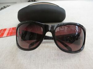 Bruce Oldfield ladies vintage sunglasses  case authenticity card real quality