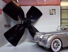 Jaguar Xk 120 140 150 XK120 XK140 XK150 Rund Smiths Gebläsemotor Gebläse Fan OEM