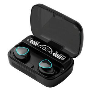 Bluetooth Earbuds TWS Wireless Earphones Waterproof In-ear Earbuds M10 Earphones