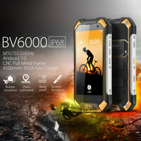 Blackview BV6000 Outdoor impermeabile 4G Cellulare Android 7.0 3GB/32GB 13MP NFC