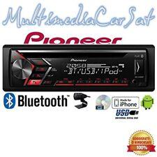 Pioneer DEH-S4000BT 4000 Autoradio Radio USB AUX IN Android Iphone