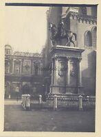 Venezia? Italia Foto Amateur Vintage Analogica Ca 1900