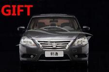 Car Model Nissan SYLPHY Bluebird 1:18 (Gray) + SMALL GIFT!!!!!!!!!!!