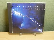 Dire Straits Love Over Gold West Germany Target CD Smooth Case Rare OOP 9 237282