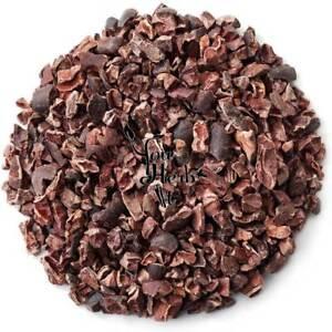 Organic Raw Criollo Cacao Nibs 300g-2kg - Theobroma cacao
