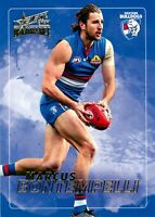 ✺New✺ 2020 WESTERN BULLDOGS AFL Card MARCUS BONTEMPELLI Dominance