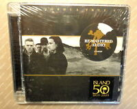 U2  -  THE JOSHUA TREE  -  REMASTERED AUDIO  -  CD 2007  NUOVO E SIGILLATO