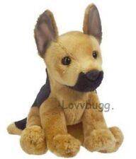 German Shepherd Dog for American Girl Doll Pet Lovvbugg Accessories!