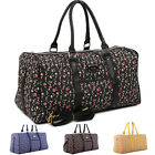 Womens Large Duffle Bag Travel Overnight Carry-On Luggage Gym Bag Shoulder Bags