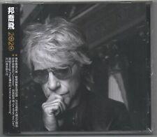 Bon Jovi: 2020 (2020) TAIWAN OBI CD NEW