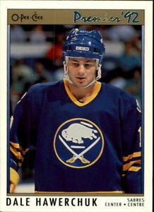 1991-92 OPC Premier Hockey Set Break (Pick Your Plalyers)