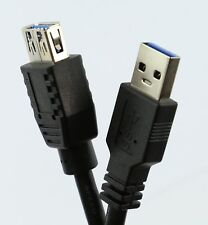 5m USB 3.0 Male to Female Lead Extension Cable