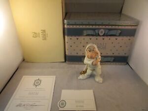 Lenox Classic Disney Showcase Collection Snow White Grumpy Figurine New & COA