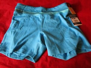Champion C9 Duo Dry Girl's Blue Short Stretch Athletic Shorts Size XL 14-16