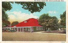 The Casino Dance Hall Geneva-On-The-Lake Ohio OH Postcard