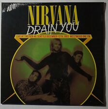 Nirvana - Drain you - Live at the Pier 48 Seattle 1993 - Westwood One FM ltd. LP