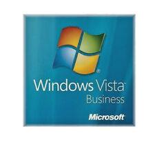 O.E.M. Windows Vista Business w/SP1 32-bit Reinstallation DVD Midnight Blue Disc