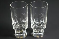 Friedrich Kristall / Glas / Shotglas / Schnapsglas /  2 Stück #I