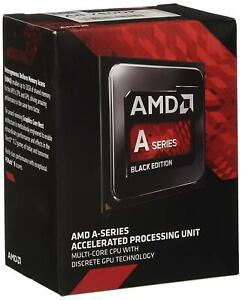 AMD A6-7400K Dual-Core 3.5 GHz Socket FM2+ Desktop Processor Radeon R5 Series