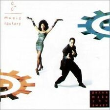 C & C Music Factory Gonna make you sweat (1990) [CD]
