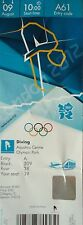 TICKET Olympia London 9.8.2012 Turmspringen Diving A61