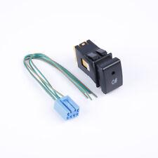 Front Fog Lamp Light Switch Plug Harness Black  for Suzuki Grand Vitara Jimny