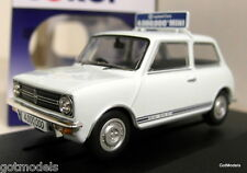Vanguards 1/43 Scale VA13505 Mini 1275GT Glacier white 4,000,000th Mini diecast