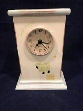 Wendy Bellissimo Baby And Kids Distressed Clock Nursery Blue Sheep Sweet Dreams