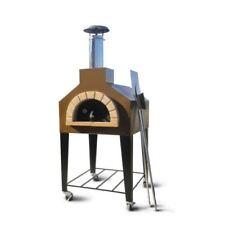 """Forno Bravo FA60 Andiamo 60 Portable 24"""" Pizza Oven - Bronze"""
