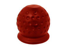 Protezione sfera gancio traino AL-KO Soft Ball Dock in gomma rosso per rimorchi