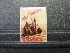 Pin Lanz Bulldog Der Bulldog Schild Trecker Traktor - 3 x 2  cm
