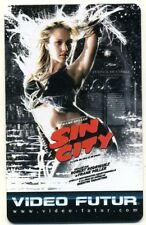 VIDEO FUTUR collector  SIN CITY    (294)   2000 EX