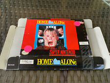Home Alone Super Nintendo SNES Box Only