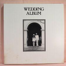 JOHN LENNON/ YOKO ONO - Wedding Album < 1969 1st Issue  US Apple LP Box EX/NM