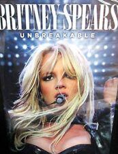 Britney Spears: Unbreakable NEW! DVD, PERFORMACES,INTERVIEWS BIO,WIDESCREEN