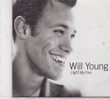 Will Young-Light My Fire cd single