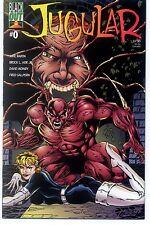 JUGULAR (1995) #0 Black Out Comics VF/NM