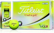 Titleist Tightlist Japanese Genuine Vg3 Golf Ball 2018 Model 1 Dozen 12 pieces