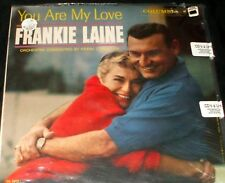 FRANKIE LAINE You are My Love LP STILL SEALED ORIGINAL 1959 COLUMBIA CL-1317