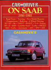 SAAB:  CAR AND DRIVER ON SAAB 1956-1985, CLARKE, NEW BROOKLANDS BOOK / Offer?