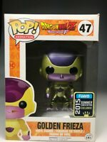 Dragon ball z master golden frieza funko pop figure figura anime manga vinyl