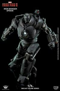 King Arts 1/9 DFS039 Iron Man Monger Diecast KA Action Figure Collectibles Toys