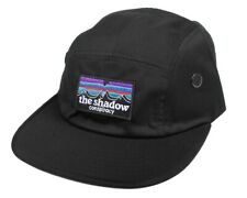 SHADOW CONSPIRACY OUT THERE CAMP HAT BMX SUBROSA SUPREME HUNDREDS OBEY BLACK NEW