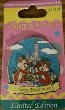 Disney 2014 Chip and Dale Happy Easter Pin
