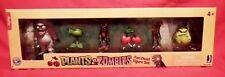 Plants Vs. Zombies Fun-Dead Figure Set Jazwares Collectable Figurines Popcap EA